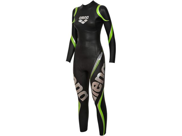 arena Carbon Tri Wetsuit Women, black